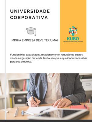 E-book: Universidade Corporativa - Minha empresa deve ter uma?